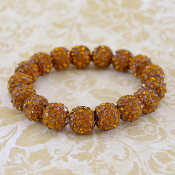 TOPAZ BLING IT ON STRETCH BRACELET #57406