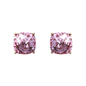GLITTER STUD EARRINGS #24865LRO-G