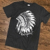 FREE SPIRIT T-SHIRT  6 PACK #FREESPIRITCHAR