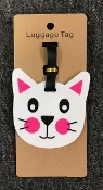 LUGGAGE TAG #CAT