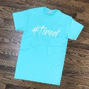 #TIRED T-SHIRT 6 PACK #TIRED-CELADON