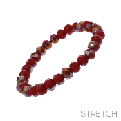 CRYSTAL STRETCH BRACELET #83317SI