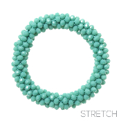 BEADED STRETCH BRACELET #82973MAL