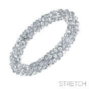 BEADED STRETCH BRACELET #82973CAL