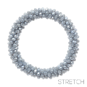 BEADED STRETCH BRACELET #82973BD