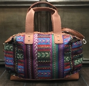 AZTEC BLANKET HANDBAG #HD3219 MULTI