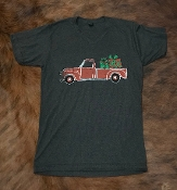 BIG PRESENTS TRUCK VNECK TSHIRTS 8PK $60