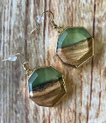 FOSSIL EARRINGS #ER174X122RS $3.50
