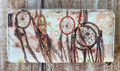 DREAM CATCHER ZIPPER WALLET #WT377X101
