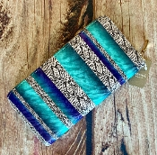 SERAPE SNAKESKIN ZIPPER WALLET #MB0080