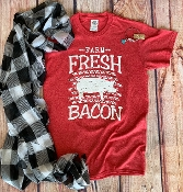 FRESH BACON TSHIRT 8PK $48.00