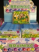 BRAINIAC 3D PUZZLES 12PC DISPLAY $36.00