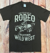 RODEO WILD WEST TSHIRTS 8PK $48.00
