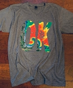 OK WEATHER MAP SHIRT HEATHER CHARCOAL 8PK $60