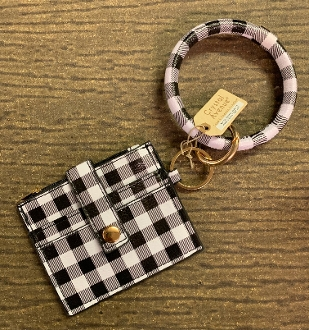 ID WRISTLET WALLET #31509WH-G $5.75